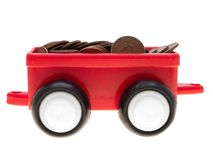 Coin car Stock Photos
