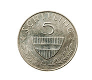 Coin close up Royalty Free Stock Images