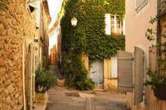 Coin de lierre de la Provence Photographie stock