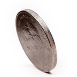 Coin Detail Royalty Free Stock Photos