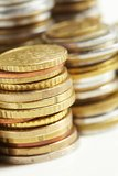 Coin euro cent Royalty Free Stock Photography