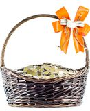 Coin Gift Baskets Royalty Free Stock Image