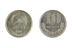 Coin Mongolia Stock Photography