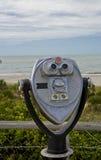 Coin-op Binoculars Stock Photos