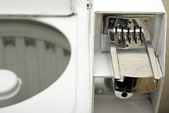 Coin Operated Laundry Royalty Free Stock Images