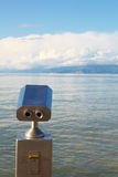 Coin operated viewer Royalty Free Stock Photo