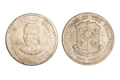 Coin of Philippines Stock Image