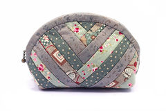 Coin purse. On white background Royalty Free Stock Photos