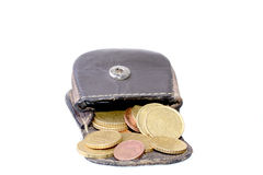 Coin Purse Royalty Free Stock Image