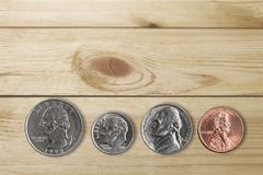 Coin stock image
