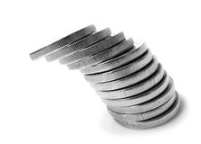 Coin Series Royalty Free Stock Photo