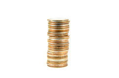 Coin stack Royalty Free Stock Image