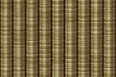 Coin Stacks Background. 2D rendered image of coin stacks background Royalty Free Stock Images