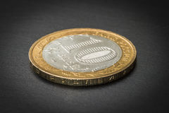 The coin ten rubles Royalty Free Stock Images
