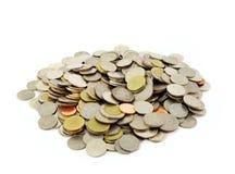 Coin thai bath Stock Photos