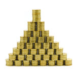 Coin THB Royalty Free Stock Image