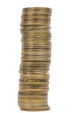 Coin tower Stock Image