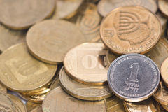 Coin treasure Royalty Free Stock Images