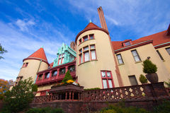 Coindre Hall, Long Island NY Royalty Free Stock Photography