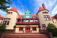 Coindre Hall, Long Island NY Royalty Free Stock Image