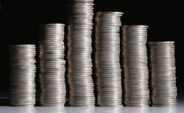 Coins_005 Fotografia de Stock Royalty Free