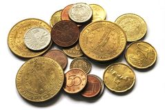 Coins Stock Photos