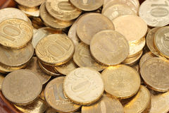 Coins. Royalty Free Stock Images