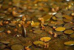 coins Image libre de droits