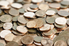 coins Photo libre de droits