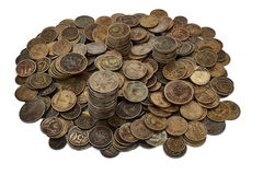 coins Photo stock