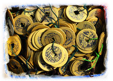 coins Photographie stock libre de droits