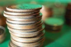 coins Photos libres de droits