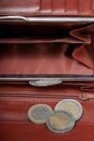 coins begrepp few royaltyfria bilder