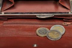 coins begrepp few arkivbild