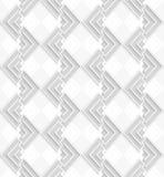 coins blancs et gris de 3D Photo libre de droits