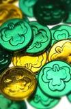 coins dagpatricksst Fotografering för Bildbyråer