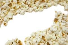Coins de maïs éclaté Image libre de droits