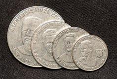 coins den ecuador republiken Royaltyfri Foto