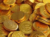 coins dollareuroguld Royaltyfria Bilder