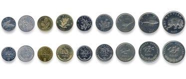 coins pengar fotografering för bildbyråer