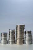 coins rmb Arkivfoto