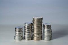 coins rmb Arkivbilder