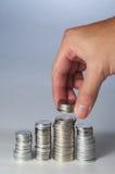 coins rmb Fotografering för Bildbyråer