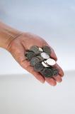 coins rmb Arkivfoton
