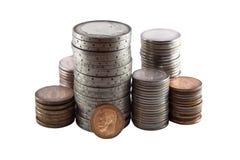 coins rysssovjet Royaltyfria Bilder