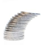 Coins stack Royalty Free Stock Image