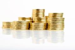 Coins. Stock Photos