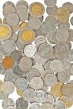 Coins thai baht Royalty Free Stock Photo