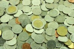 Coins Thai Baht Royalty Free Stock Photos