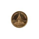 Coins Thai Baht Royalty Free Stock Image